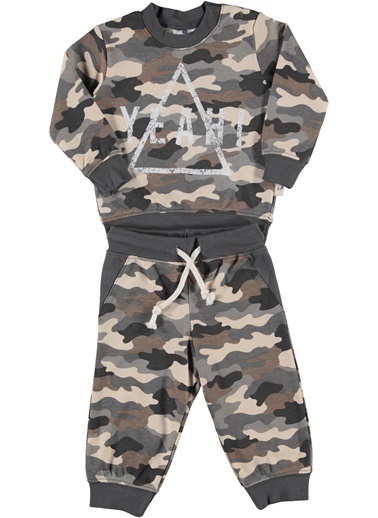 Luggi Baby Pijama Takım
